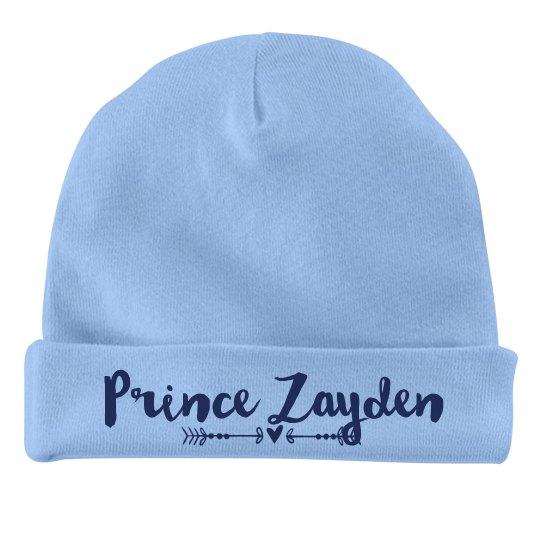 Baby Boy Prince Zayden