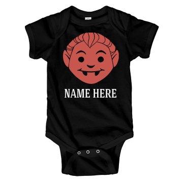 Baby Halloween Vampire