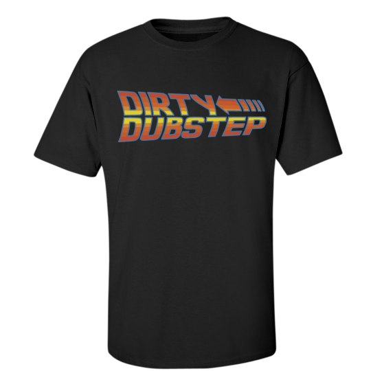 Back To The Dirty Dubstep