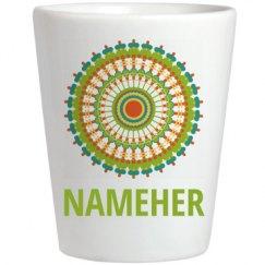 Boho Mandala Nameher