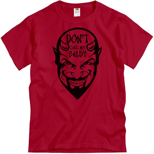 Bald Devil T-Shirt