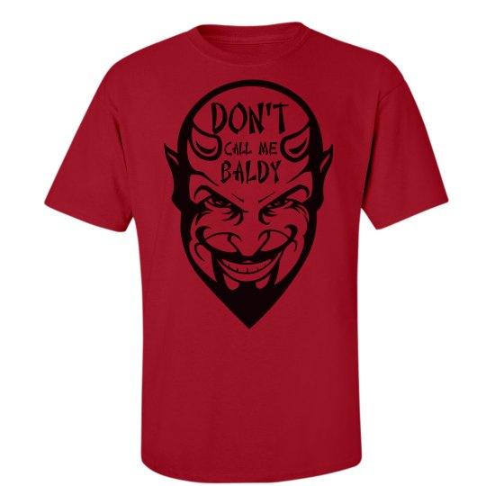 Bald Devil T-Shirt