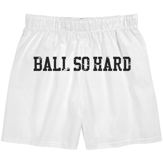 Ball So Hard Boxers