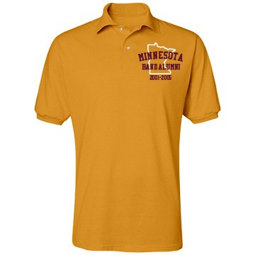Band Alumni Polo