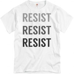 Resist. Anti Trump