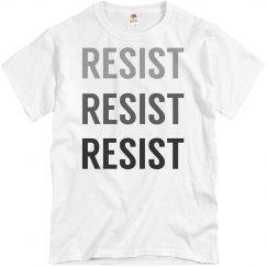 Resist. Anti Trump