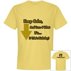 KNS Personal Tee 4 DTB