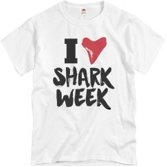 I Heart Shark Week