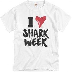 I Heart Shark Week