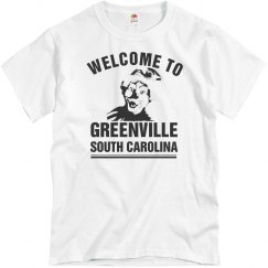 Welcome To Greenville