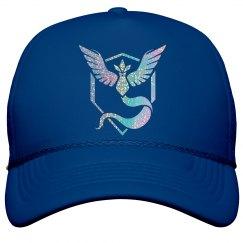 Metallic Mystic Trainer Hat