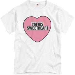 I'm His Sweetheart