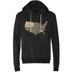 USA Ladies Sweatshirt