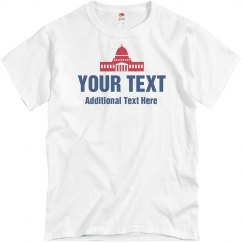 Custom Political Election Shirts