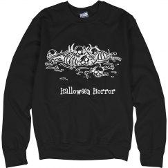 Halloween Sweatshirt Men