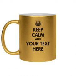 Create A Custom Keep Calm Design