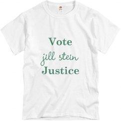 Jill Stein Vote Justice