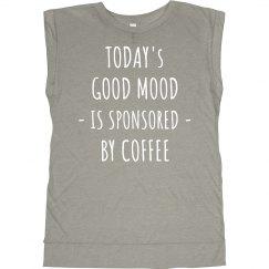 Today's Good Mood Funny Tee