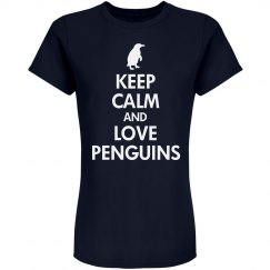 Keep Calm & Love Penguins