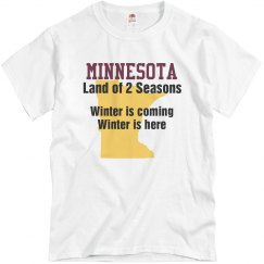 MN Land Of 2 Seasons