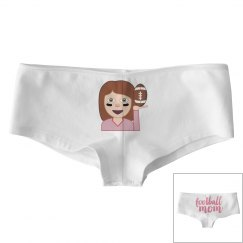 Football Mom Underwear