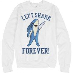 Hey! It's Left Shark!