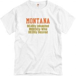 Montana slogan