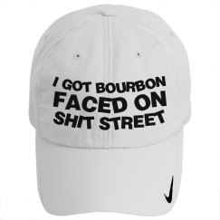 Got Bourbon Faced On Shit Street
