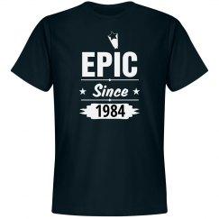 Epic since 1984