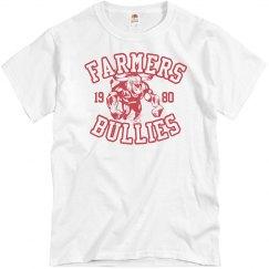FARMERS BULLIES TEE