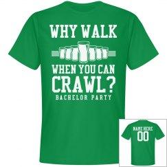 St Patricks Day Pub Crawl Shirts