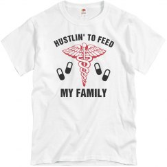 Hustlin To Feed Family