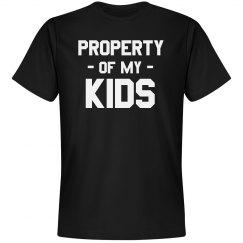 Property Of My Kids