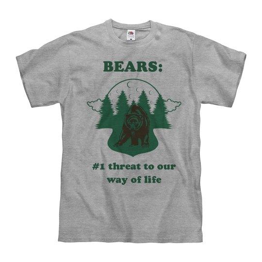 Bears: #1 Threat