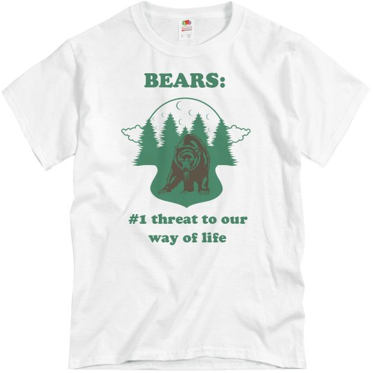 Bears: #1 Threat