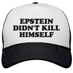 Epstein Didn't Kill Himself Retro Cap