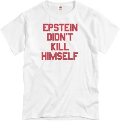 Epstein Graphic Tee