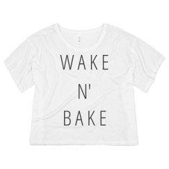 Funny Wake N' Bake