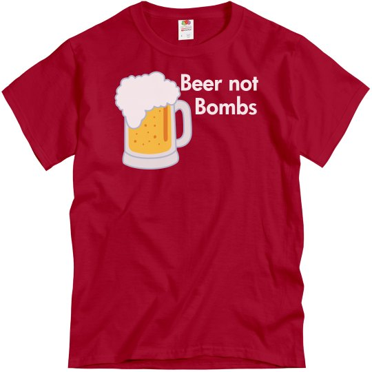 Beer Not Bombs
