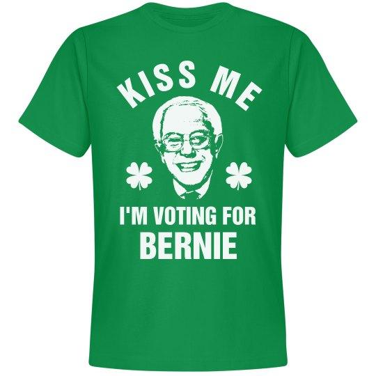 Bernie Sanders 2016 St Patricks