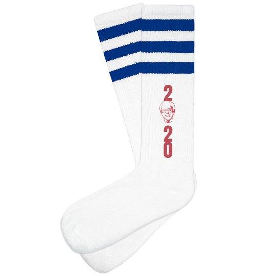 Bernie Sanders 2020 Socks