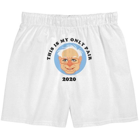 Bernie Sanders Boxers