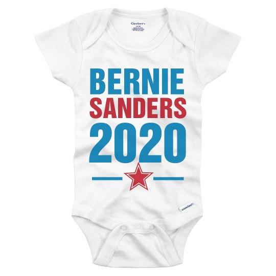 Bernie Sanders Onesie