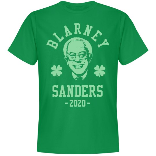 Bernie Sanders St Pattys Day Tee
