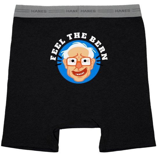 Bernie Sanders Underwear