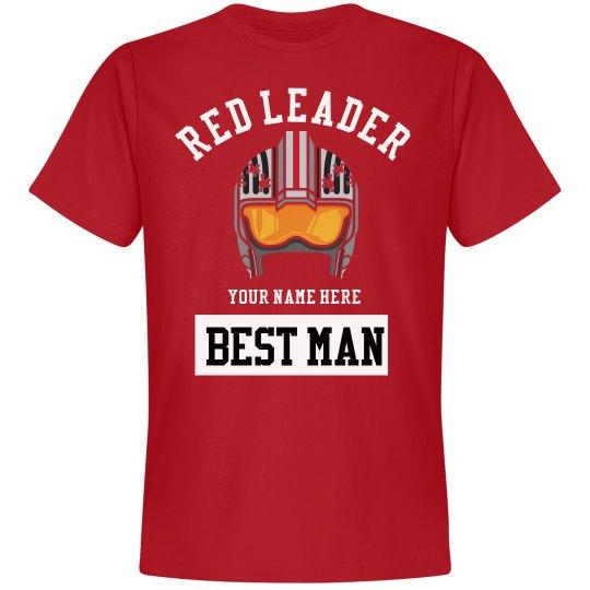 Best Man Red Leader