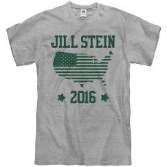 Jill Stein For President 2016