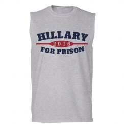 Clinton for Prison Tank