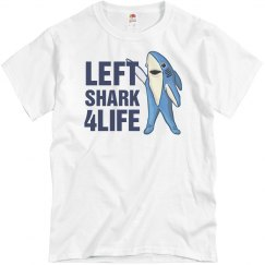 Left Shark For Life