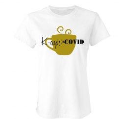 K-cups > COVID